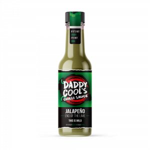 Green Jalapeno Chilli Sauce