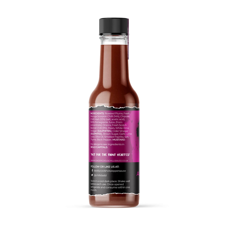 Trinidad Moruga Scorpion Chilli Sauce