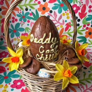 Chilli Easter Egg