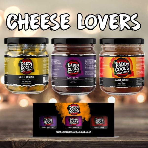 Cheese Lovers Gift Pack